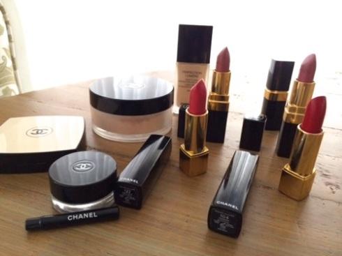 Maquiagem Chanel