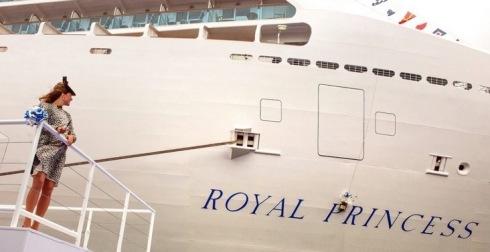 inauguração Royal Princess3