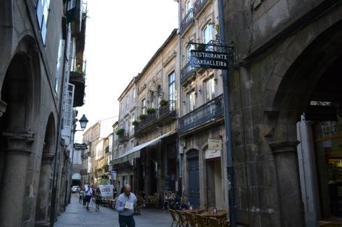 Santiago de Compostela e Vigo090