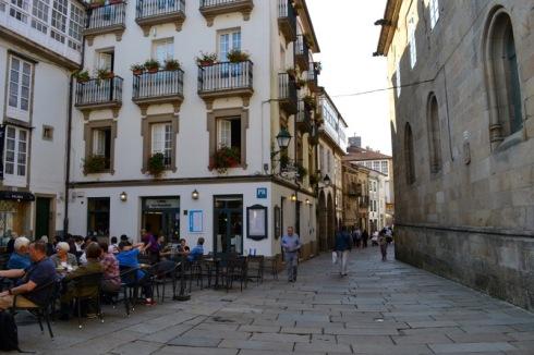 Santiago de Compostela e Vigo099
