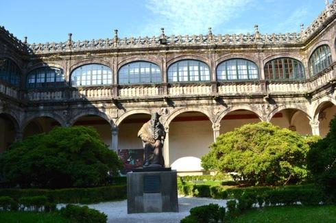Santiago de Compostela e Vigo100