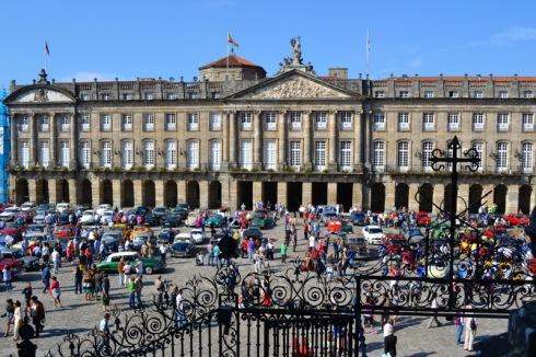 Santiago de Compostela e Vigo102