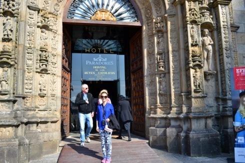 Santiago de Compostela e Vigo105