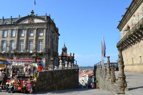 Santiago de Compostela e Vigo106
