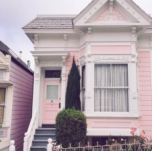 Casas rosa - 1