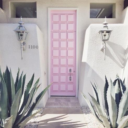 Casas rosa - 2