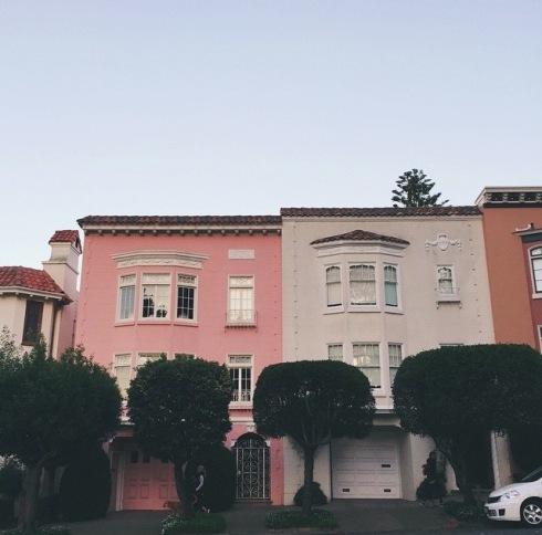 Casas rosa - 4