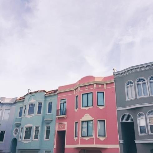 Casas rosa - 7