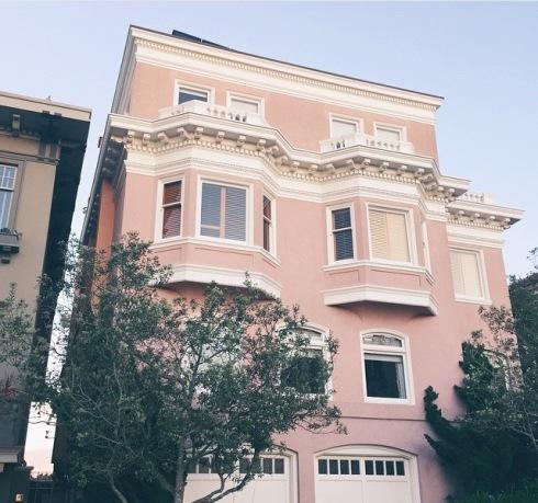 Casas rosa - 9