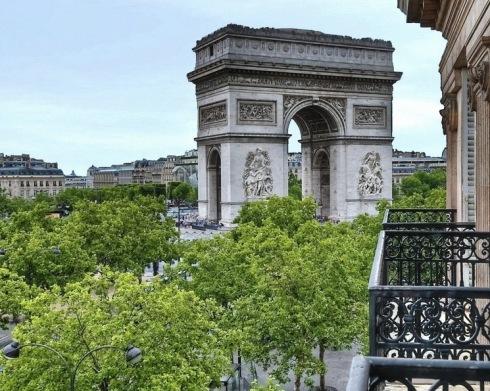Paris-Hotel Splendid Etoile - 4