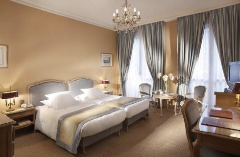 Paris-Hotel Splendid Etoile5 - 1