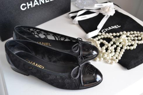 Sapatilha Chanel - 7