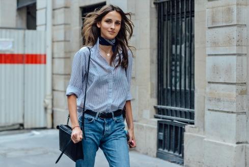 StreetStyle das ruas de Paris - 1