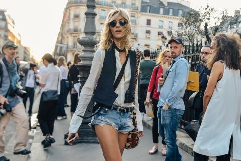 StreetStyle das ruas de Paris - 16