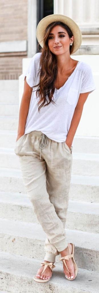 Camisetas brancas - 10