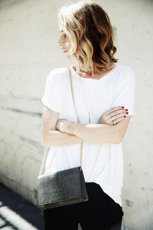 Camisetas brancas - 4