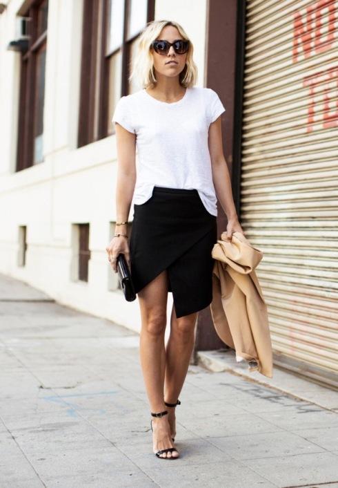 Camisetas brancas - 5
