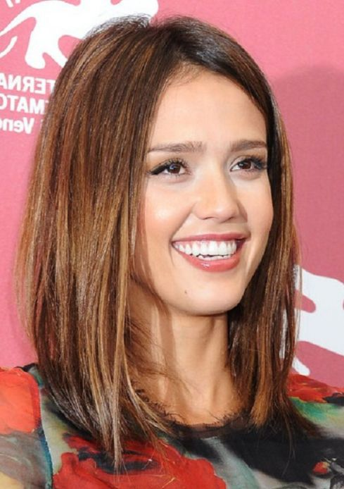 jessica-alba-long-bob-hairstyles
